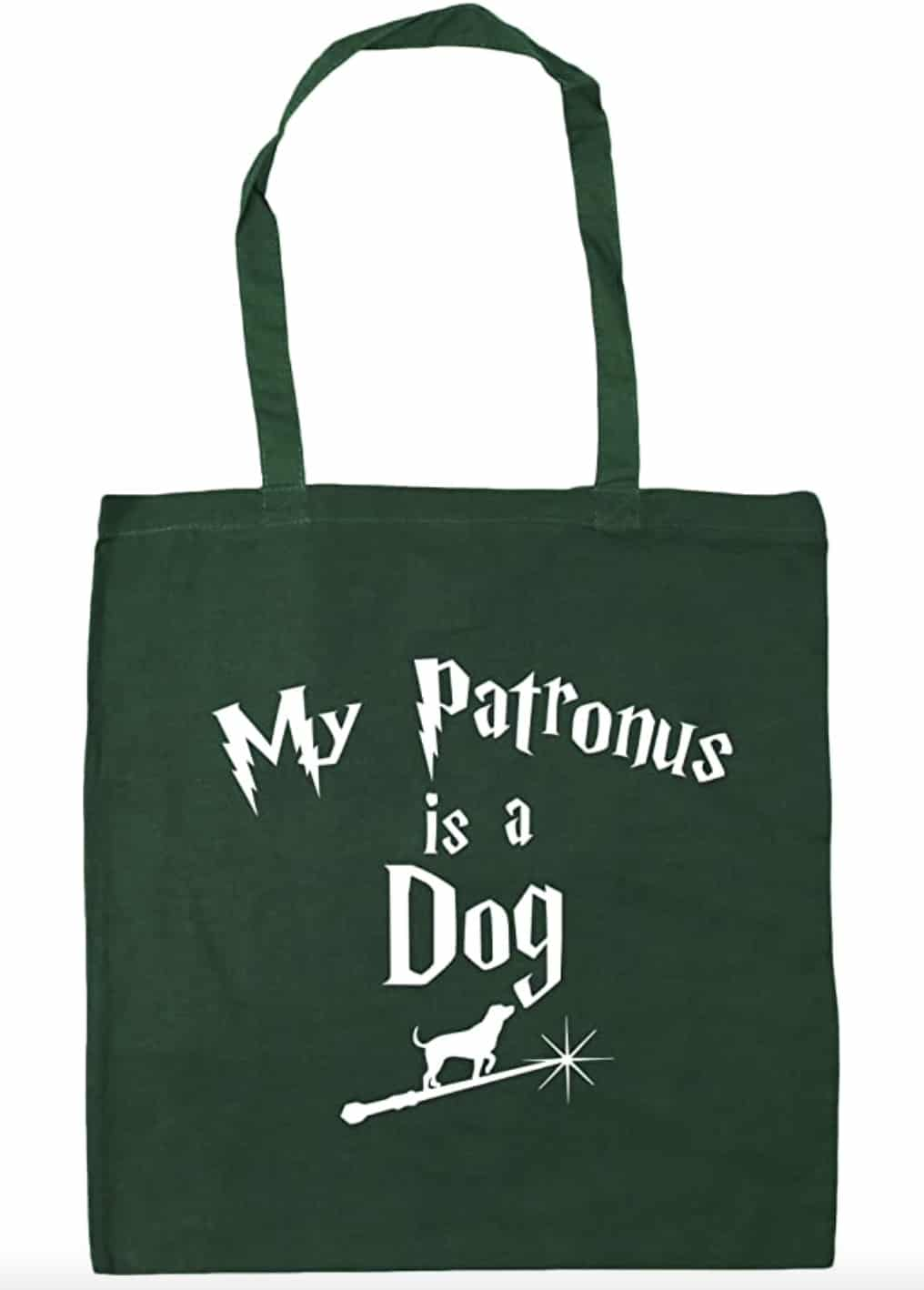 Dog Dad Gifts Harry Potter Tote