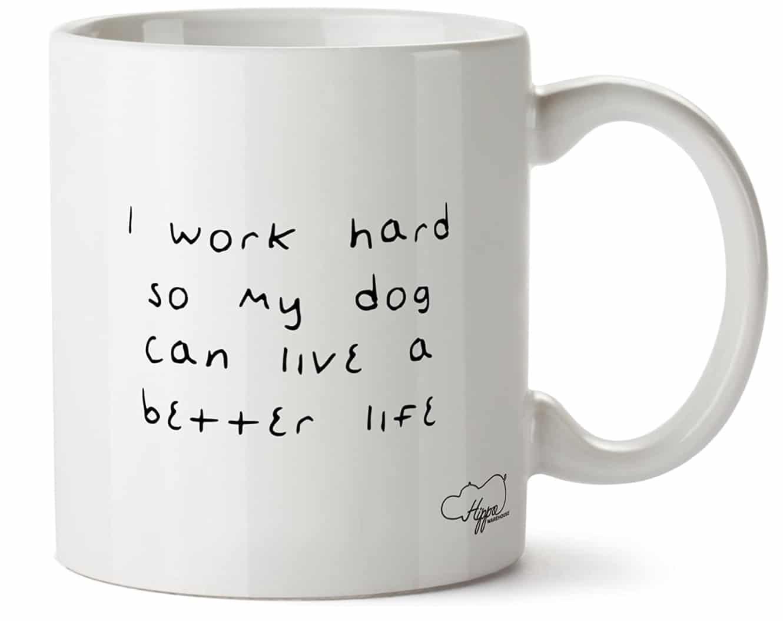 Dog Dag Gift Mug