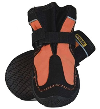 Muttluks water-resistant dog boots