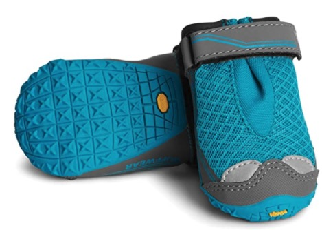 RUFFWEAR, Grip Trex Outdoor Dog Boots with Rubber Soles