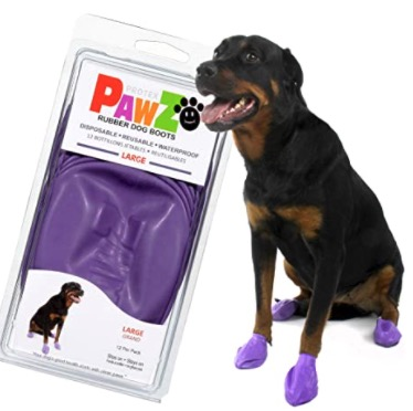 Protex Paws Dog Rubber Booties