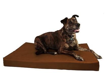 "Big Barker 4"" Orthopedic Sleek Dog Crate Pad"
