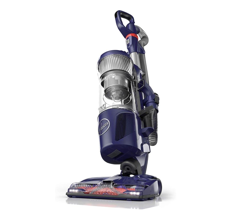 Hoover Power Drive Bagless Multi Floor Upright Vacuum Cleaner with Swivel Steering
