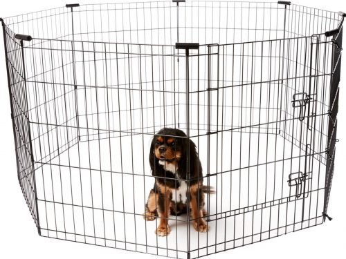 Frisco wire dog exercise playpen