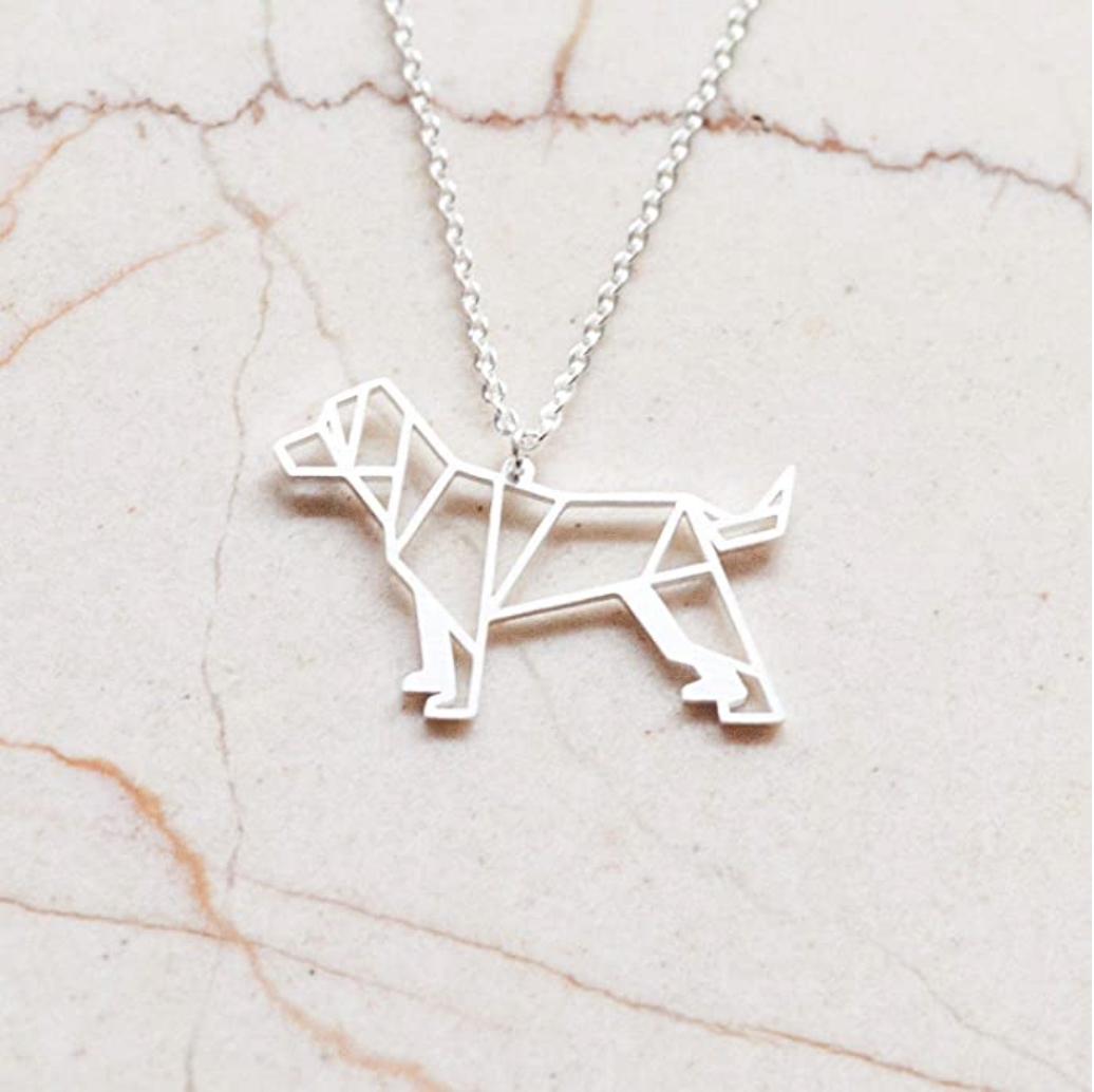 Dog Mum Gifts Necklace