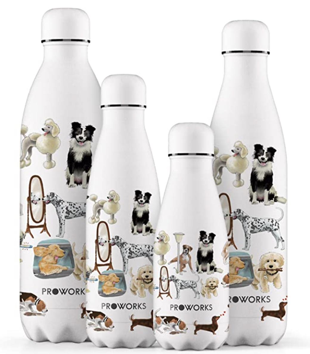 Dog Mum Gifts Water Bottle