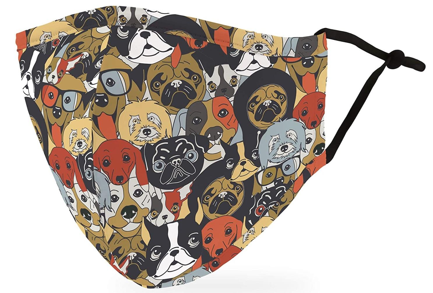 Dog Dad Gift Dog Mask
