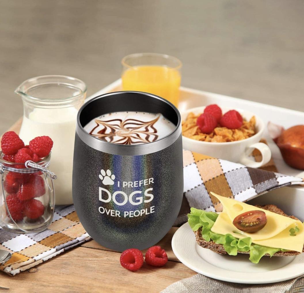 Dog Dad Gift Coffee Warmer