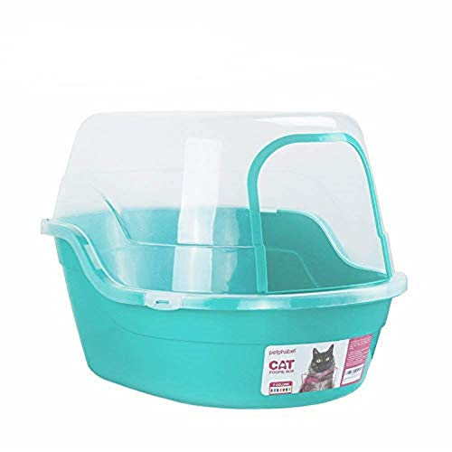 Petphabet litter box for picky cats