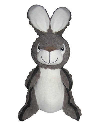 Happy Tails Rabbit Durables Dog Toy