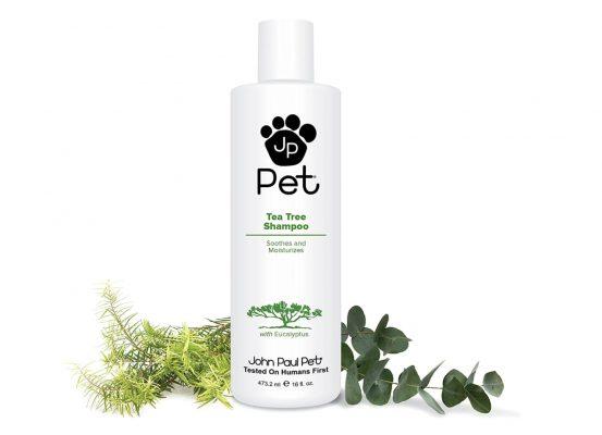 John Paul Pet Australian Tea Tree and Eucalyptus Oil Shampoo for Dogs