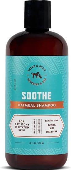 Rocco & Roxie Supply Co. Soothe Dog Shampoo