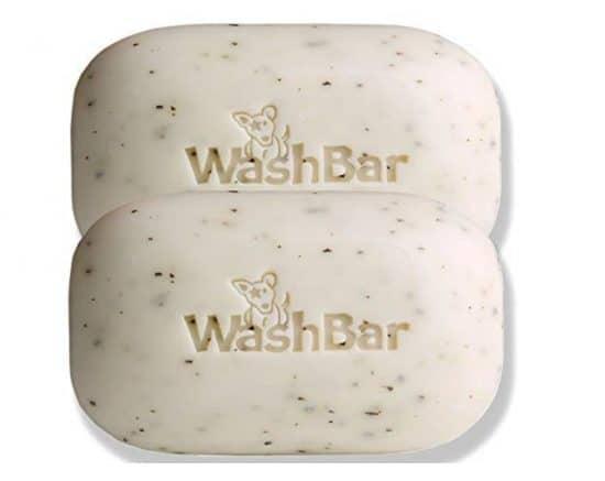 WashBar Natural Dog Shampoo Bar