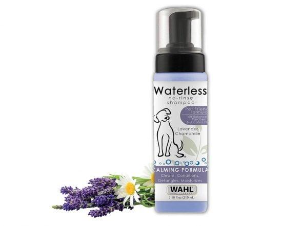 Wahl Pet-Friendly No-Rinse Waterless Shampoo