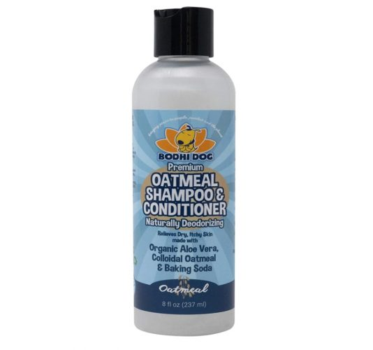 Bodhi Dog Oatmeal Dog Shampoo and Conditioner