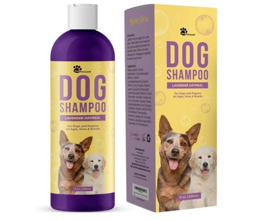 Honeydew Lavender Oatmeal Dog Shampoo