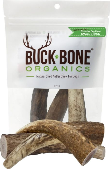 Buck Bone Organics Natural Antlers