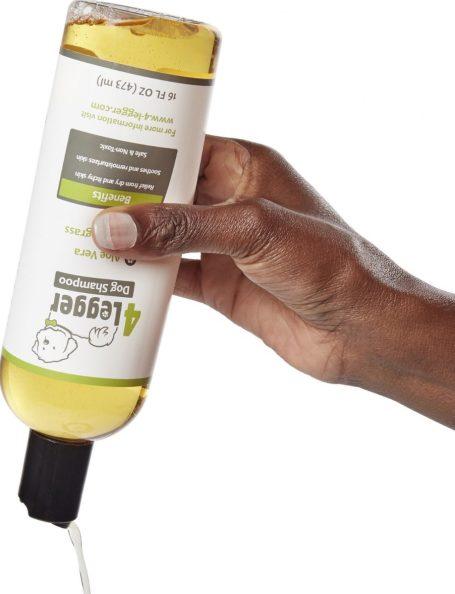 4-Legger Organic, Hypo-Allergenic Dog Shampoo