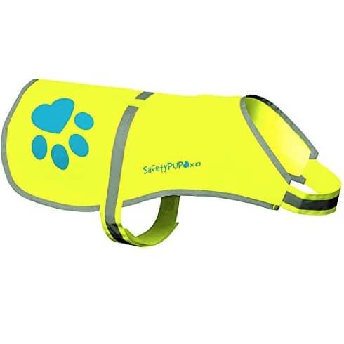 Safety Pup reflective dog vest