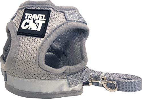 Travel Cat set in gray