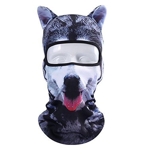 Outgeek dog head balaclava