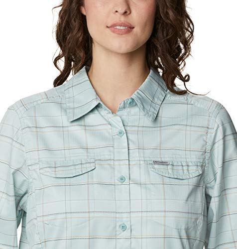 Columbia Women's Silver Ridge Lite dog mom clothing top
