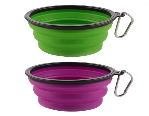 Silicone Travel Bowls