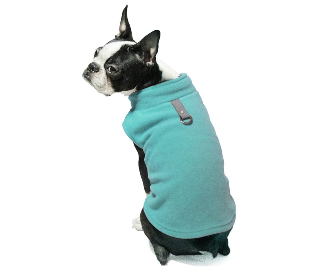 Gooby Pullover Fleece Vest