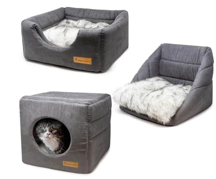 3-in-1 Pet Bed