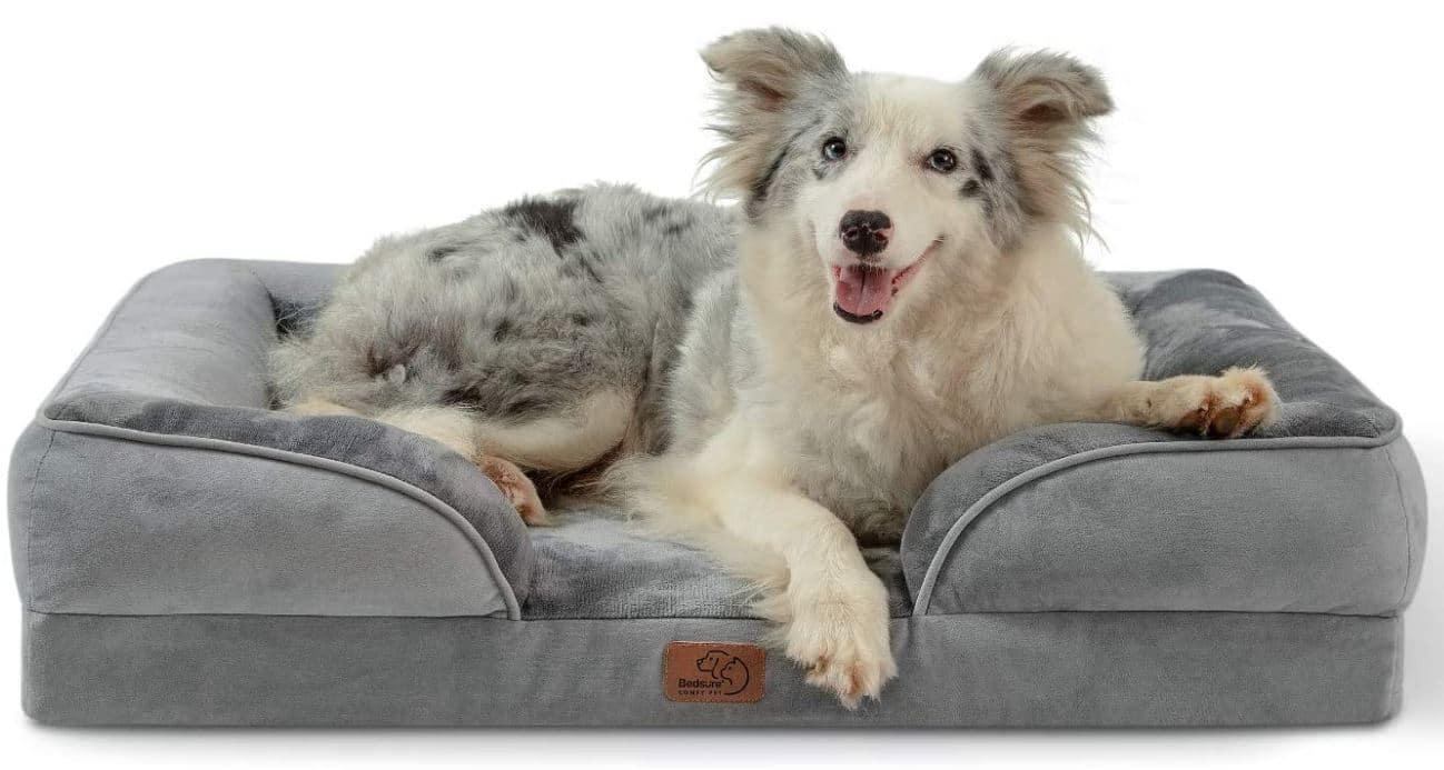 Bedsure Sofa Dog Bed
