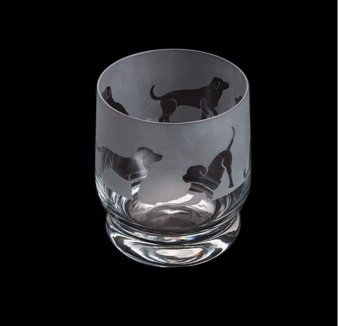 Labrador Gift Glass