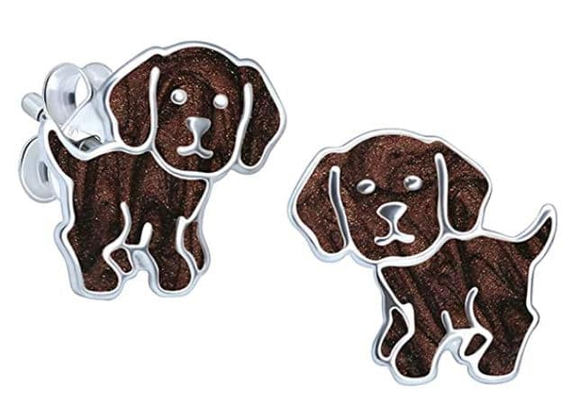 Labrador Gift Earrings