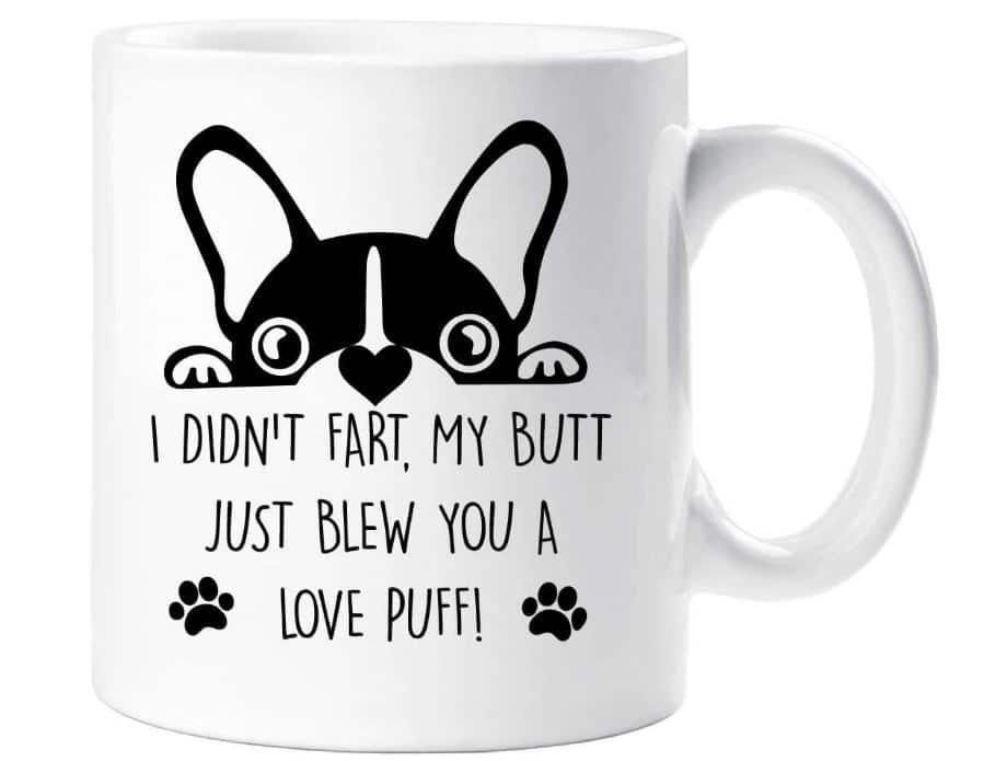 Dog Mum Mug Frenchie