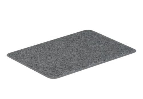 Kitty Poo gray litter mat