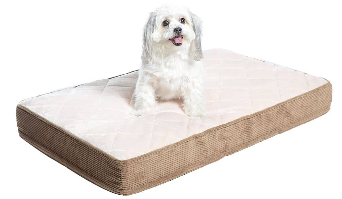 Milliard French Bulldog Bed
