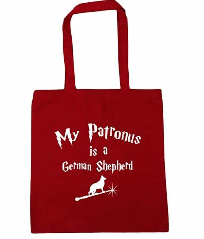 German Shepherd Gift Tote