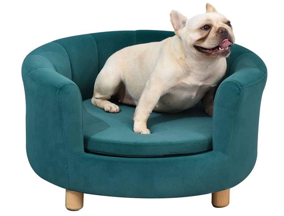 Pawhut Dog Sofa Bed