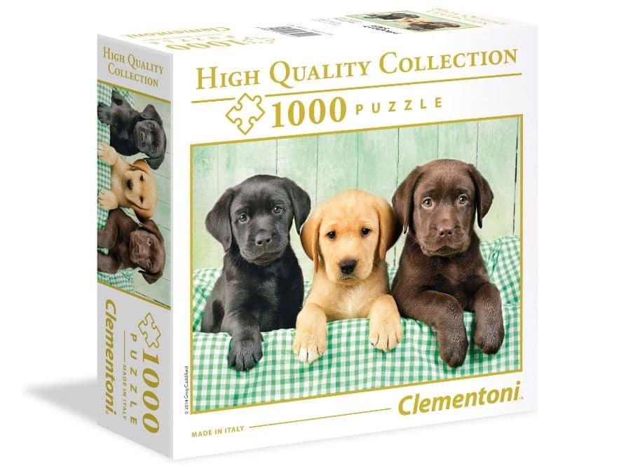 Labrador Gift Puzzle