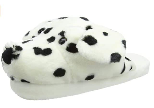 Dalmatian Gift Slippers