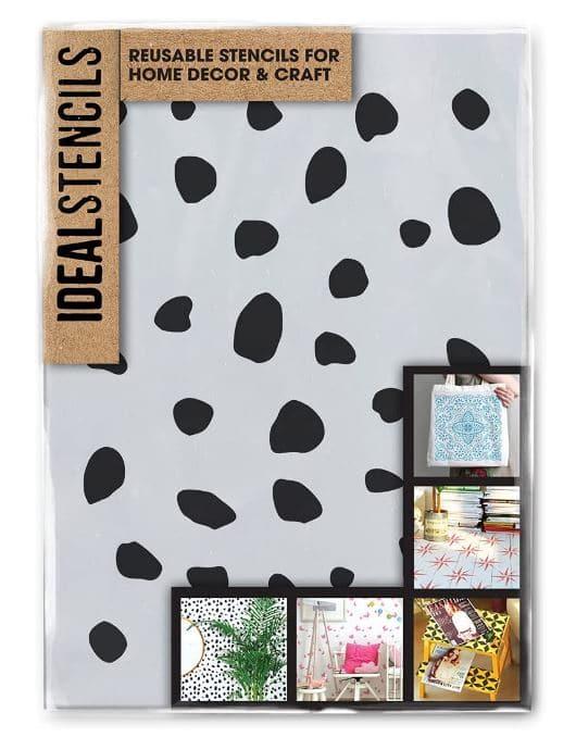 Dalmatian Gift Stencil