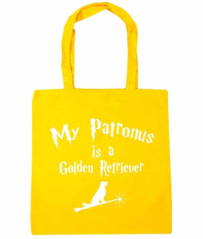 Golden Retriever Gift Tote