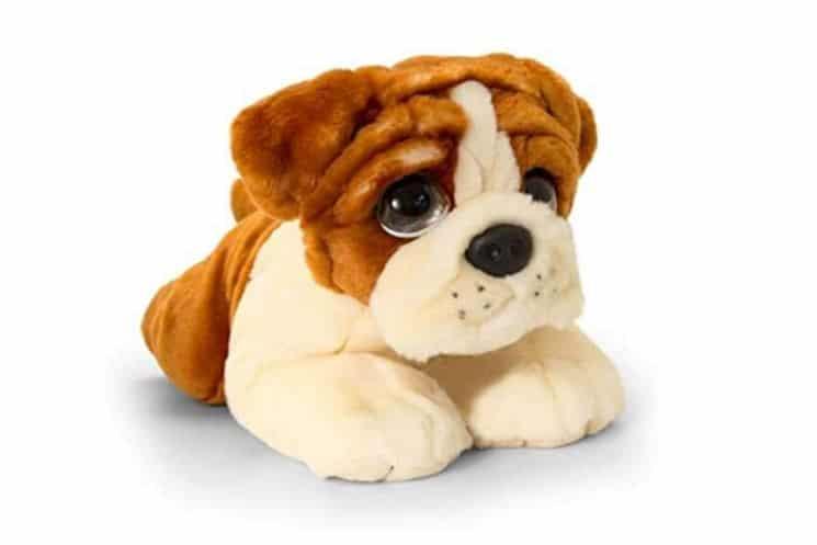 Bulldog Gift Toy