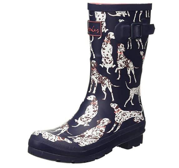 Dalmatian Wellington Boots