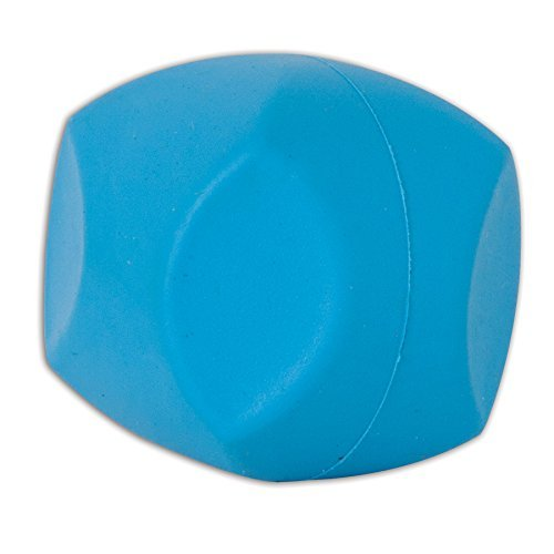 Small, bouncy Petmate rubber dice
