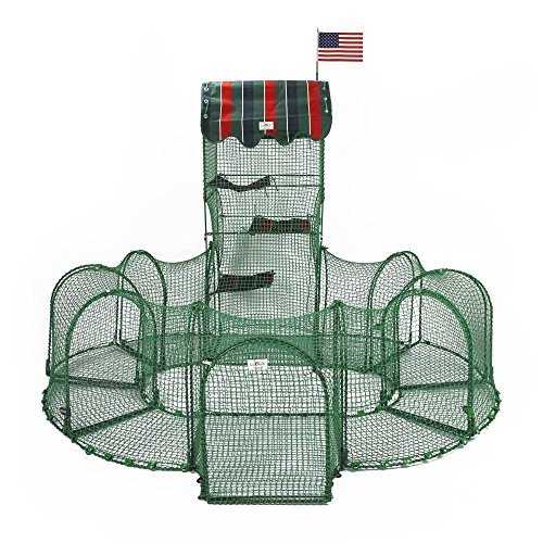 Kittywalk Grand Prix round mesh portable catio