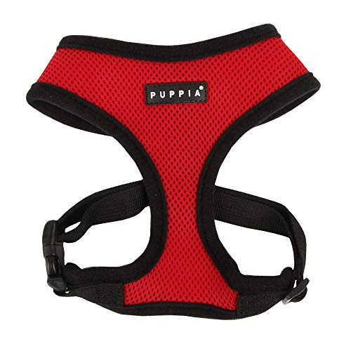 Puppia mesh harness