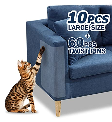 self-adhesive cat-scratching protector pads
