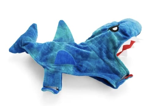 guinea pig shark costume