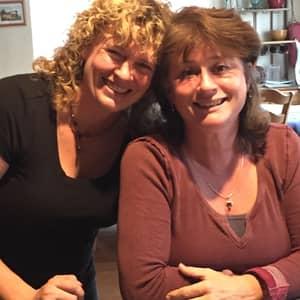 Dina & Susie B.