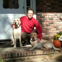 Douglas & Linda's dog boarding